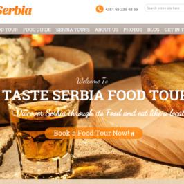 Taste Serbia