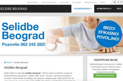 Beogradske Selidbe