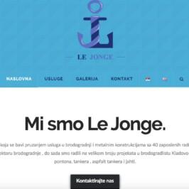 LeJonge.com