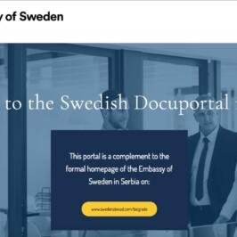 Swedish DocuPortal